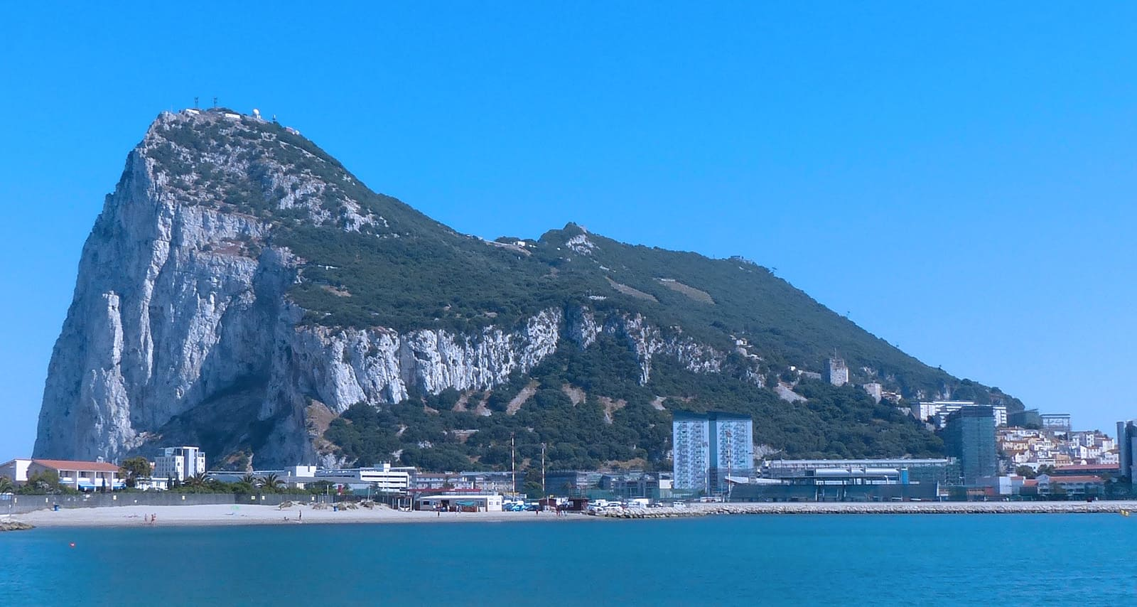 I Almost Didn't Get Married in Gibraltar