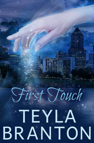 Cover for First Touch